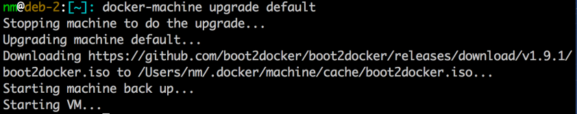 docker-machine-upgrade-default