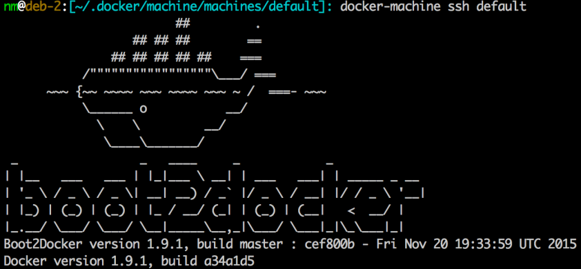 docker-machine-upgraded